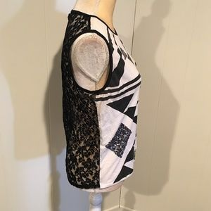 3 for $20 Express Sequined Tank Top, Size Small